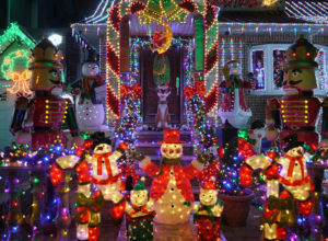Outdoor Christmas Lights Electrician Electrial Updating